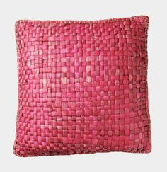 Water Hyacinth Cushion - contemporary - outdoor pillows - TOAST