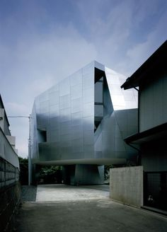 House in Wakabadai is located in Tokyo, Japan, designed by Satoshi Okada Architects.