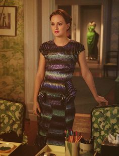 "blair waldorf, gossip girl 6.06 ""where the vile things are"" episode stills"