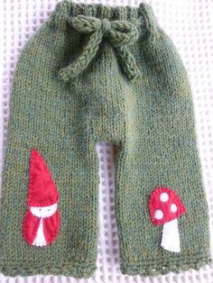 Hand knit wool baby pants by farmfreshfiber on Etsy - StyleSays