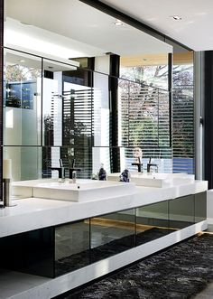 Mansion With Perfect Interiors by SAOTA   #modern #architecture #design #house…