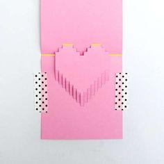 Pixelated heart!