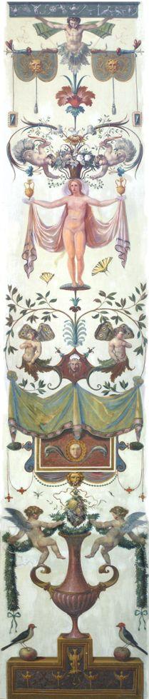 Мастерская фресок Artfrescos » Fresco Categories » Орнамент