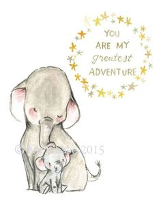 my greatest adventure elephant