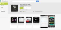 Sony Smartwatch 2 now has over 400 apps on Google Play