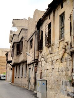 Gaziantep houses. Traditional House, Houses, Texture, Ancient Architecture, Beautiful Places, Nice Asses, Homes, Surface Finish, Home