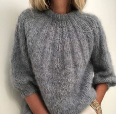 Rowan Knitting, Raglan Pullover, Chunky Knitwear, Icelandic Sweaters, Quick Knits, Knit Fashion, International Fashion, Knitting Patterns Free, Crochet Magazine