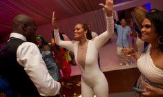 Evelyn Lozada and Chad Ochocinco's Wedding