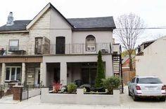 My Home - (Add Brick to the top door?)