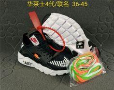 bc191732a285 Mens Womens Shoes Nike Air Huarache Ultra Run Off White Black White Adidas  Sneakers