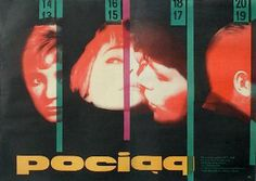 designer: Zamecznik Wojciech poster title: Pociag  year of poster: 1959