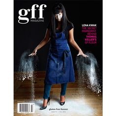 Lena Kwak from GFF Magazine