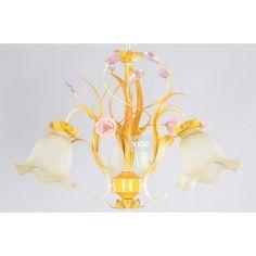 $168.00 / piece Fixture Width: 60 cm (24 inch) Fixture Length : 60 cm (24 inch) Fixture Height:40 cm (16 inch) Chain/Cord Length : 49 cm (19 inch) Color : yellow Materials:crystal,metal,glass,ceramic