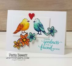 color me happy  Kit - perfect for Stampin' Blends markers | Patty's Stamping Spot | Bloglovin'