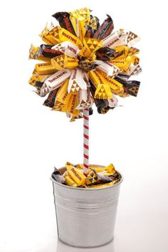 Toblerone Sweet Tree
