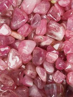 Pink Tourmaline - alleviates depression, worries, stress and anxiety. Wear with Black Tourmaline to counteract obsessive behaviour