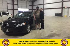 https://flic.kr/p/yfmAah | Auto Center of Texas Terrell Area Customer Reviews Dallas Used Car Dealer Testimonials -Rodney Morris | It was a great experience they took really good care of me. They made my payments affordable and also worked with me every chance they got Thank you guys I truly recommend them to anyone whose looking for a great car.-rodney morris, Tuesday, September 22, 2015  www.autocentertexas.com/?utm_source=Flickr&utm_medium...