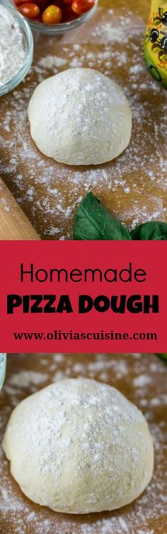 pizzas dough Homemade Pizza Dough Pâte à pizza maison Tortillas, Pizza Recipes Homemade Dough, Pizza Dough, Pizza Pizza, Dinner Dishes, Italian Recipes, Quiche, The Best, Cooking Recipes