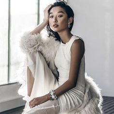 Self-portrait fresh off the press for this month's by margaret__zhang Karla Deras, Street Chic, Street Style, Cute Wedding Ideas, Asian Woman, Style Icons, Editorial Fashion, Fashion Photography, Stylists