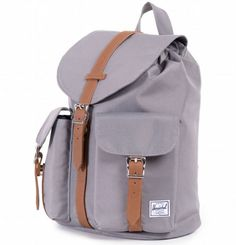 4fce6b44bd Plecak Herschel - Dawson Womens Grey Tan 13L Herschel Supply Co Backpack