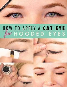 cat eye hooded