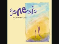 """Genesis album cover: We can't dance. With the (seen from my vision) legendary track """"No son of mine"""" . Phil Collins, Peter Gabriel, Playlists, Lp Vinyl, Vinyl Records, Vinyl Cover, Rock Music, My Music, Rock Songs"""