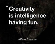 Kreatywność to inteligentna zabawa