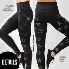 #NuevoLegging con estrellas en alto relieve disponible en negro y verde #NewLegging with high relief star, available in black and green  #StarsCollection #FashionFitness #GymTime #Fitness #Modern #FashionSport #WorkOut #PhotoOfTheDay #LifeStyle #Woman #Shop #Trendy #AthleticWear #YoSoyBodyFit #Shop #MusHave #BeOriginal #BodyFit #RopaDeportiva #StyleRunner #FashionTrends #GetMotivated #SportLuxe #AthleticWear