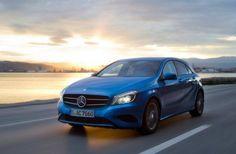 """Novo Mercedes Classe A foi eleito """"o carro mais atraente da Alemanha"""""""