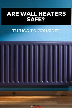 Are Wall Heaters Safe: Things to Keep in Mind.  Wall heaters are basically heating units, which can either be attached or installed directly into a wall. You will typically find these heating units in compact living spaces such as studio apartments...    #AdvanceMyHouse #WallHeaters #BathroomWallHeater #BathroomHeaterIdeas #SpaceHeaters #BestWallHeaters #ModernBathroomHeaters Bathroom Heater, Bathroom Wall, Modern Bathroom, Best Space Heater, Diy Heater, Radiator Heater, Wall Safe, Compact Living, Studio Apartments