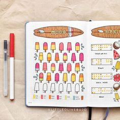 Here are the top 20 most beautiful mood tracker bullet journal ideas that you will love to see. Creative and cute designs that we just had to share! Bullet Journal Tracker, Bullet Journal Banner, Bullet Journal Notebook, Bullet Journal School, Bullet Journal Themes, Bullet Journal Inspo, Bullet Journal Ideas Pages, Bullet Journal Inspiration Creative, Bullet Journal Workout