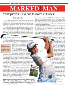 Check out the shout out to Dave DuPriest of FitGolf on p30. Way to go Stephen!