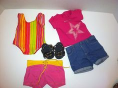 American Girl Clothing Lot