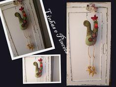 Craft Room: Galinha country