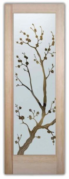 Frosted Glass Interior Doors Handcraft Frosted Glass Interior Doors by Sans Soucie Art Glass