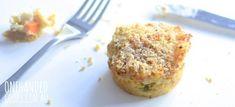 Tuna Mornay Muffins (Tuna Mornay base recipe under Seafood)