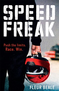 Speed Freak by Fleur Beale. Fifteen-year-old Archie Barrington is a top kart driver, aiming to win the Challenge series and its ultimate prize of racing in Europe. He loves the speed, the roar of the engine, the tactics and the thrill of racing to the limits. Craig is his main rival, and there's also Silver, who drives likes she's got a demon inside. Archie knows he'll need all his skill and focus to win. But sometimes, too, you need plain old luck. Can Archie overcome the odds and win?