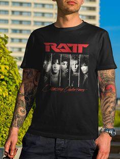 Ratt T-Shirt 80's Dancing Under Cover Album Heavy by 21street