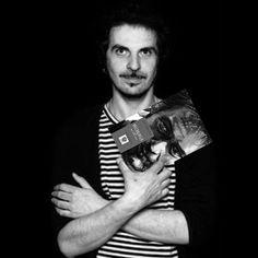Luca Scornaienchi con Vallanzasca #face4books #piulibri16 #standH05 #nonchiamatelasoloeditrice #graphicnovel dal 7 all'11 dicembre a Roma
