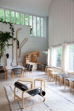 Alvar Aalto . studio @bingbangnyc