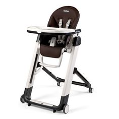 My favorite! Peg Perego Siesta baby high chair (Cacao)