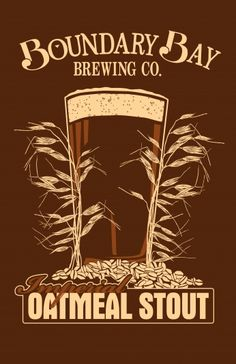 Poster Boundary Bay Brewing Co.