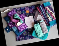 Days for Girls Kit Patterns and instructions - for menstrual pads and liners Days For Girls, Girls Life, Period Kit, Menstrual Pads, Operation Christmas Child, Feminine Hygiene, Cloth Pads, Service Projects, Service Ideas
