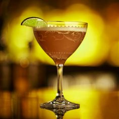 Life on Mars 2 oz El Dorado 5 Yr Rum 3/4 oz Lime Juice 1/2 oz Pineapple Juice 1/2 oz Cinnamon Syrup 1 tsp American Fruit Sour Cherry Cordial 1/2 tsp Ancho Reyes Garnish with a lime wedge