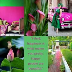 Pink and Green Moonboard