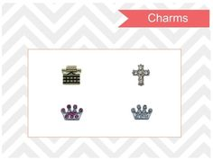 Four New South Hill Designs Charms  http://www.southhilldesigns.com/faithncharms