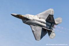 https://flic.kr/p/ncdPu5 | The Mighty Raptor - By Christopher Buff, www.Aviationbuff.com