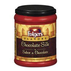 Chocolate Coffee – Folgers Coffee