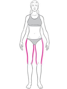 The Right Way to Tone Your Thighs and Butt