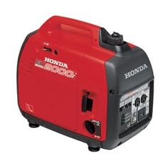 Huge selection of Honda Quiet Generators. Buy Honda Super Quiet Generator Direct and save. Best Portable Generator, Portable Inverter Generator, Camping Generator, Power Generator, Camping World, Camping Gear, Camping Gadgets, Camping Checklist, Beach Camping